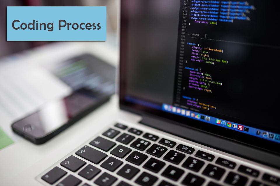 Coding-process